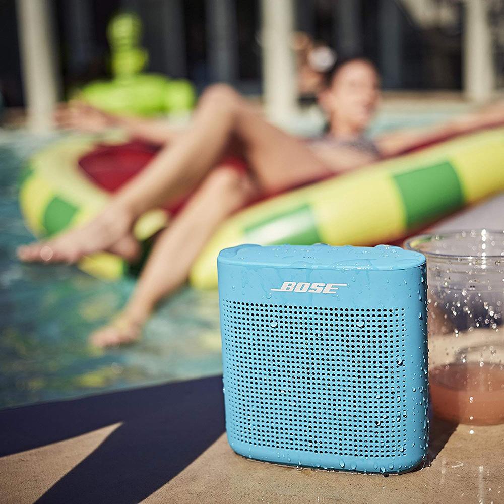 Boxa Portabila Soundlink Color II Wireless Albastru