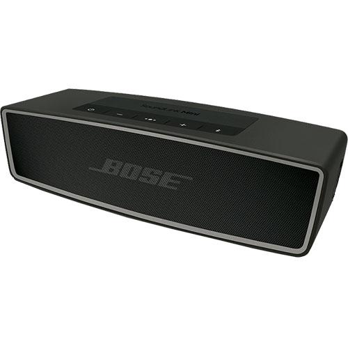 Boxa Portabila Soundlink Mini II Wireless Negru