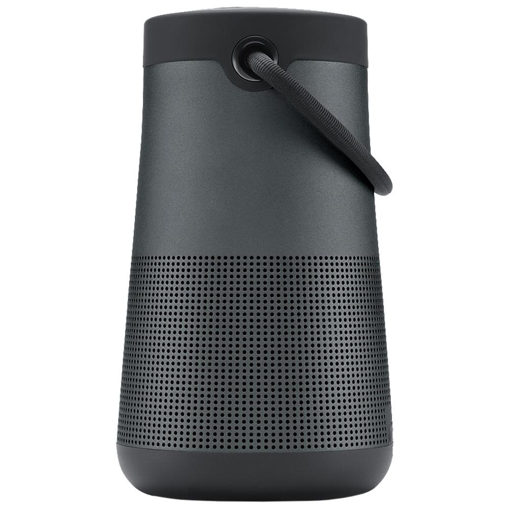 Boxa Portabila Wireless Bluetooth Soundlink Revolve Plus, Sunet 360, Party Mode, Panou Control, Negru