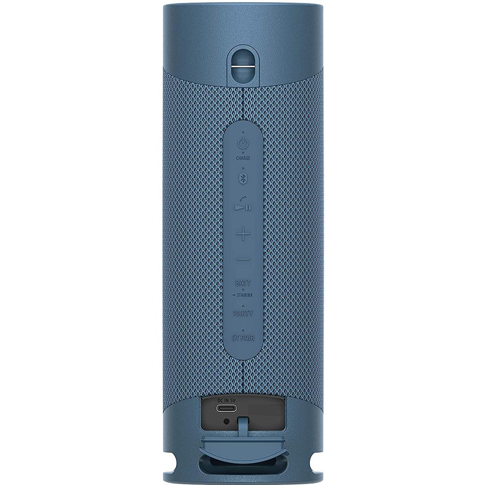 Boxa Portabila SRS-XB23 Bluetooth 5.0, Extra Bass, Waterproof IP67, Microfon Albastru