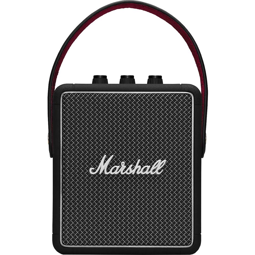 Boxa Portabila Wireless Bluetooth Stockwell II, Multi-Host, Multi-Directional Sound, IPX4, Negru
