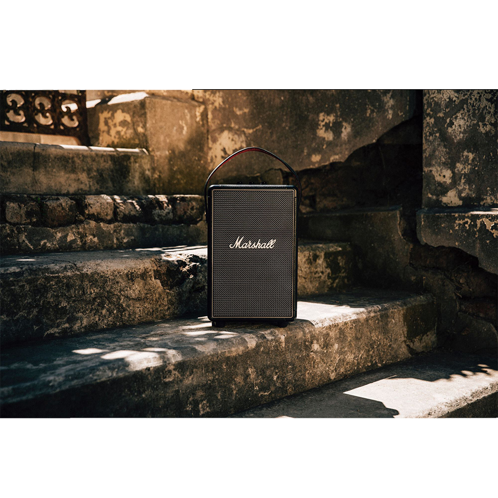 Boxa Portabila Wireless Bluetooth Tufton, Panou Control, Multi-Host, IPX2, Negru