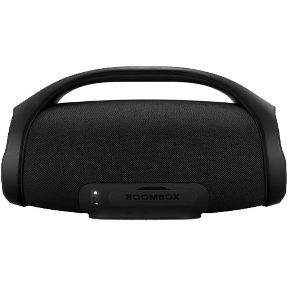 Boxa Portabila Waterproof Boombox Negru