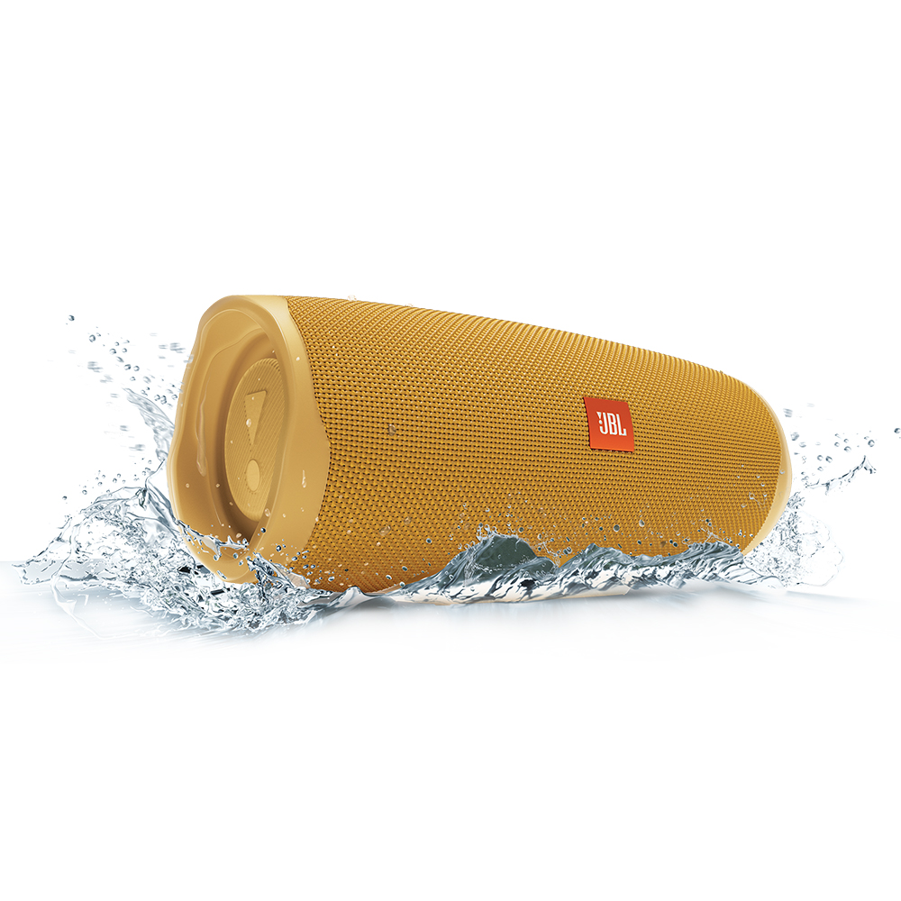 Boxa Portabila Waterproof Charge 4 Galben