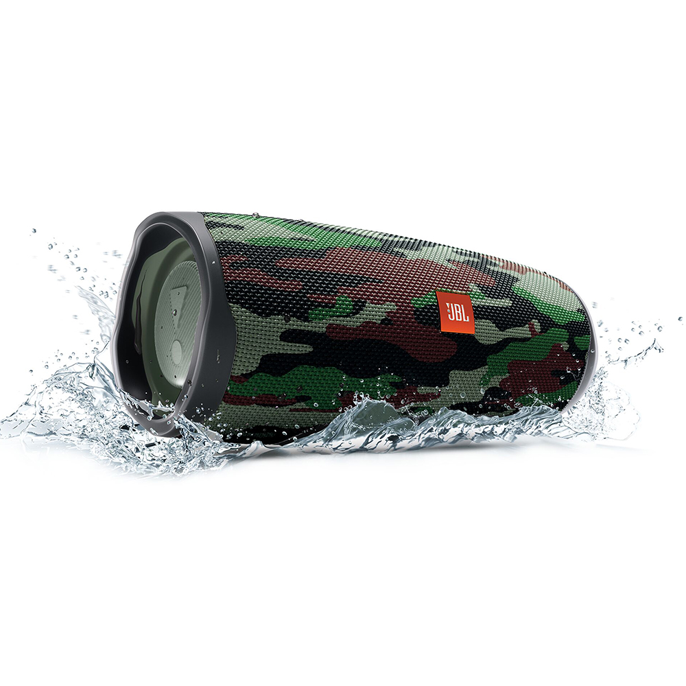 Boxa Portabila Waterproof Charge 4 Squad Multicolor