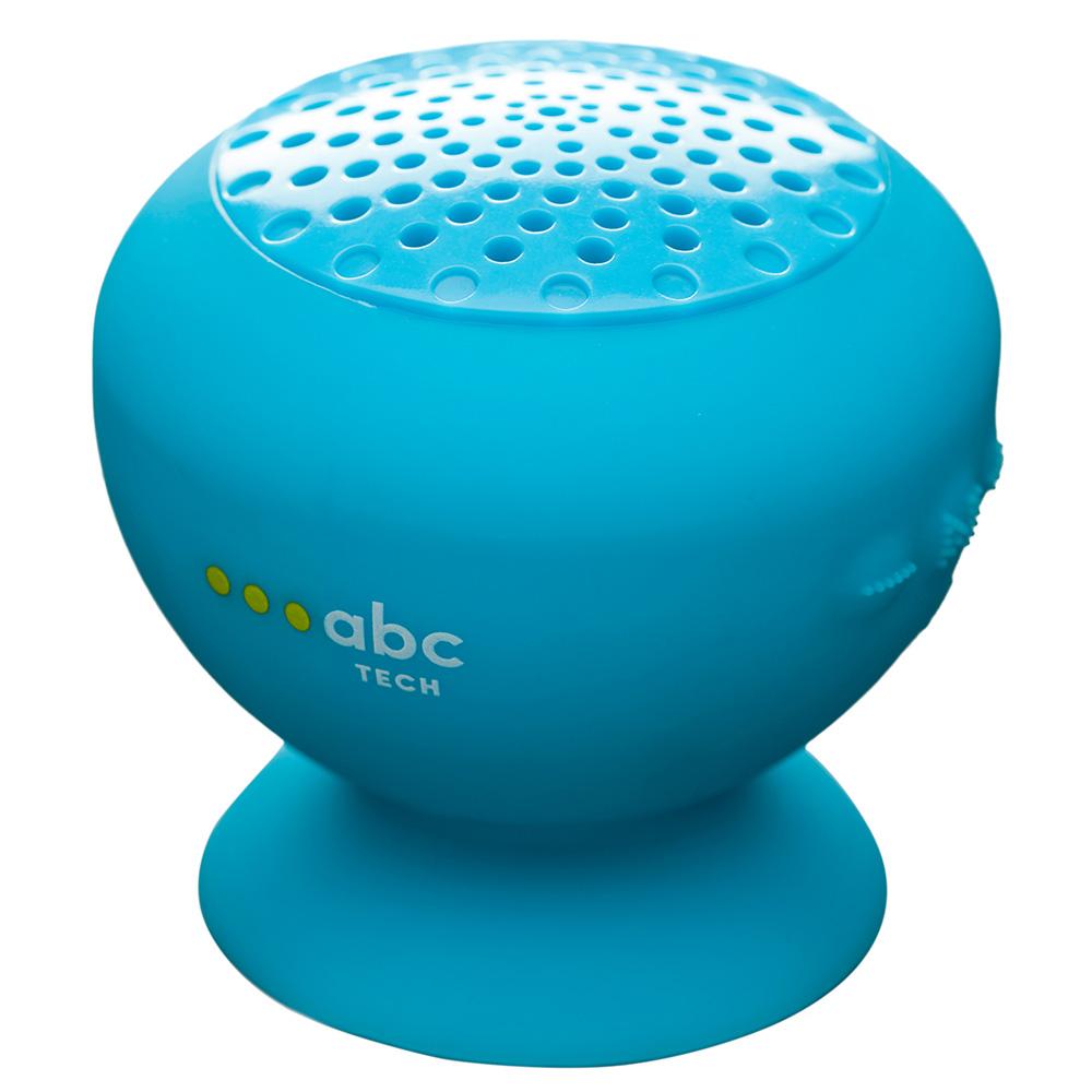Boxa Portabila Waterproof Cu Microfon Albastru