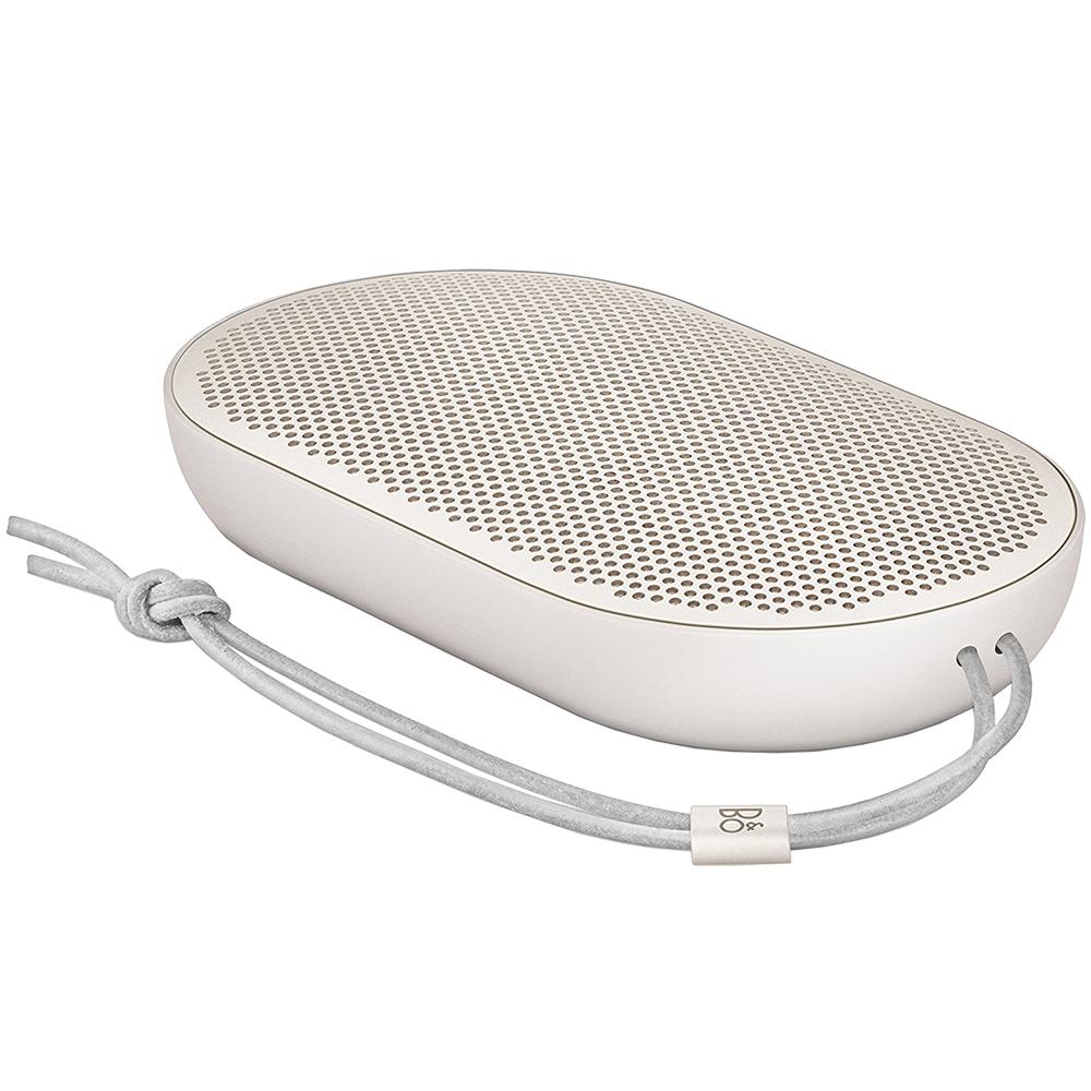Boxa Portabila Wireless Bluetooth P2, Double Tap, Microfon, Gri