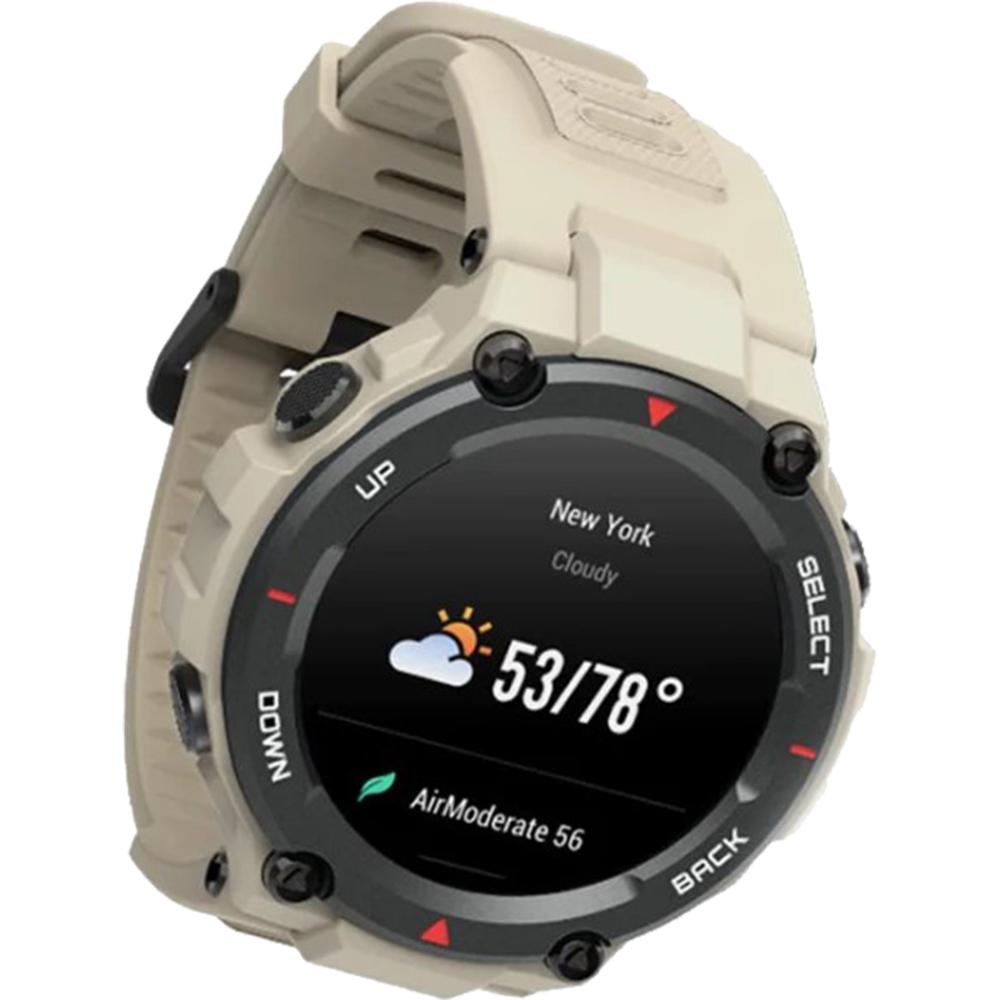 Smartwatch Amazfit T-Rex Khaki Cream