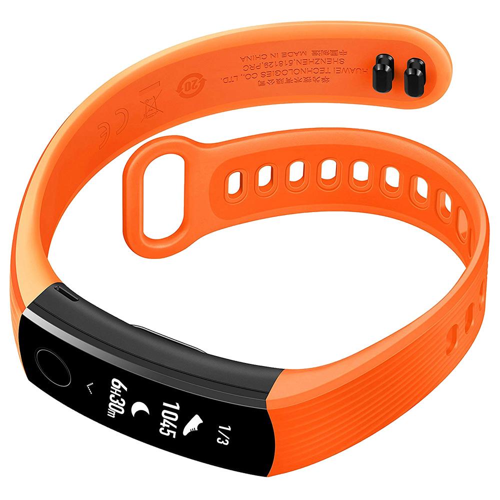 Bratara Fitness Honor Band 3 Standard Edition  Portocaliu