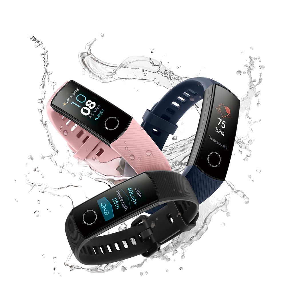 Bratara Fitness Honor Band 4 Standard Edition Roz