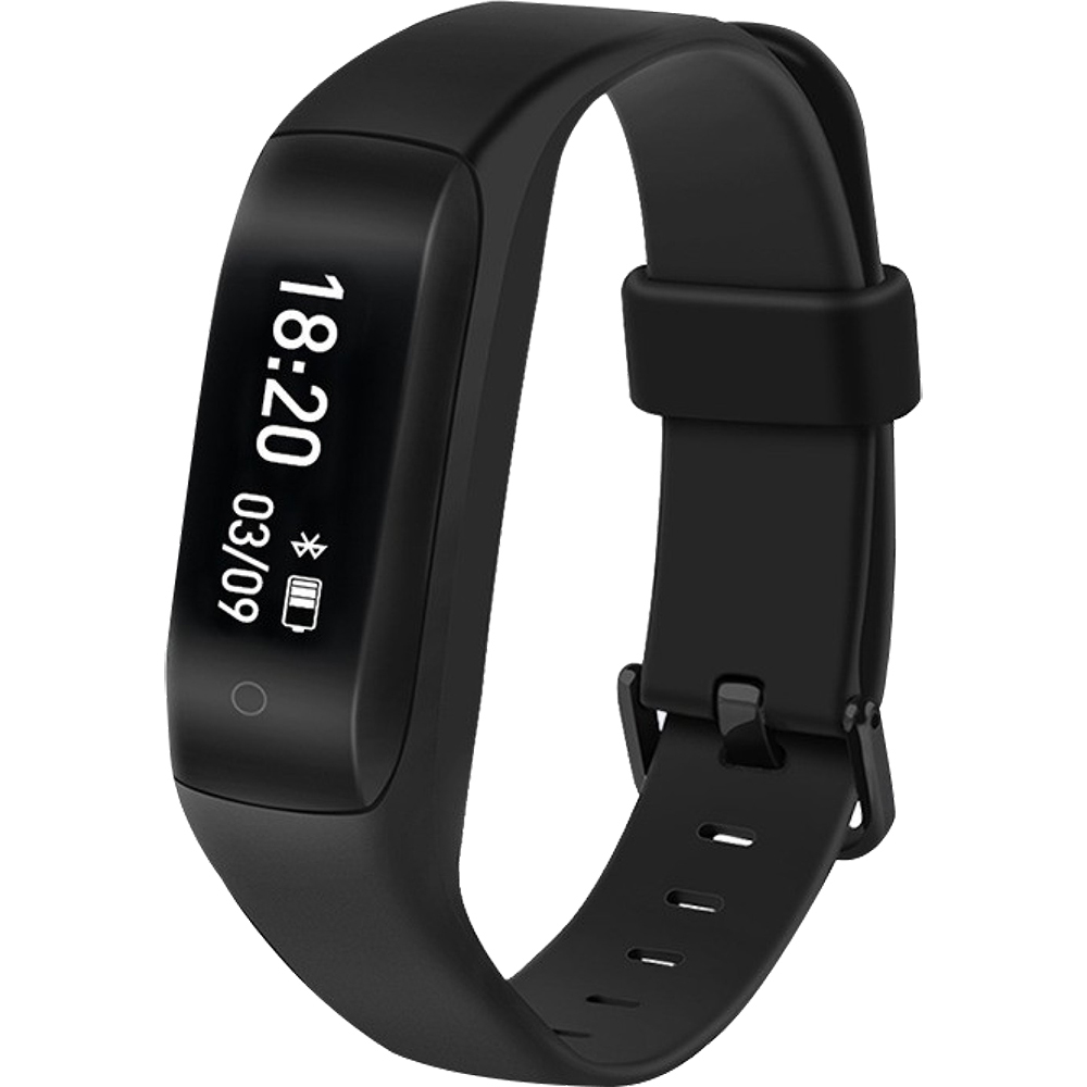 Bratara Fitness HW1 Heart Rate Negru
