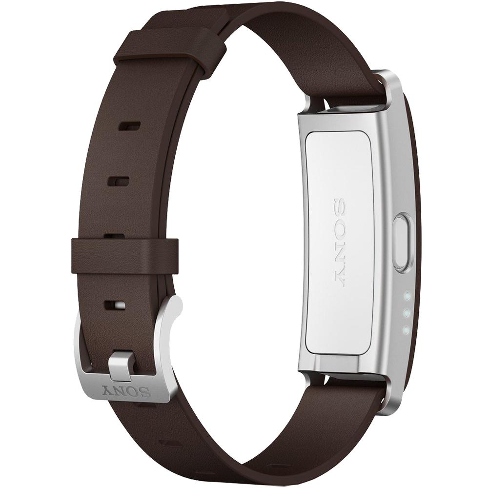 economii fantastice 100% autentic frumuseţe Bratari Fitness SONY Bratara Fitness Smartband Wireless Piele Maro ...