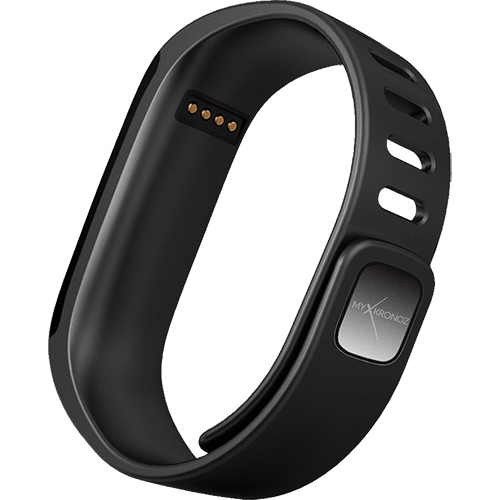 ZeFit Wireless Bratara Fitness Negru