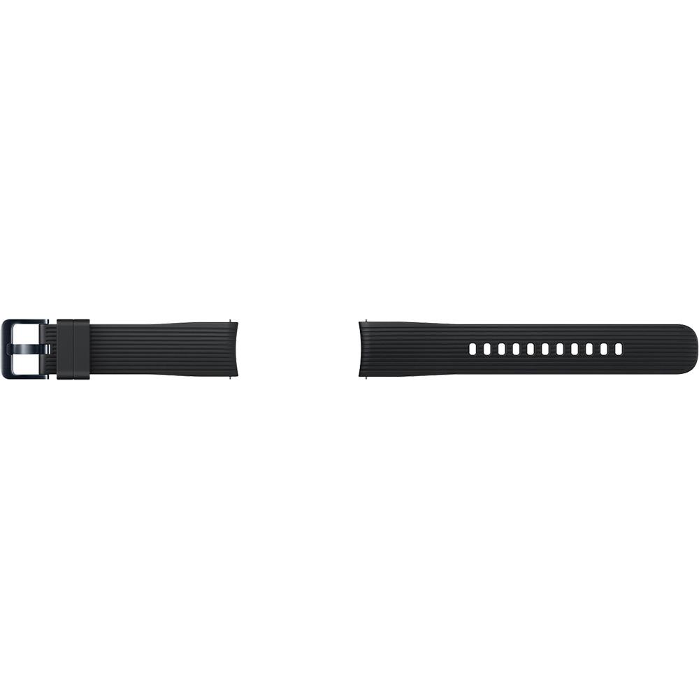 Bratara Silicon Pentru Galaxy Watch (42MM)  Negru