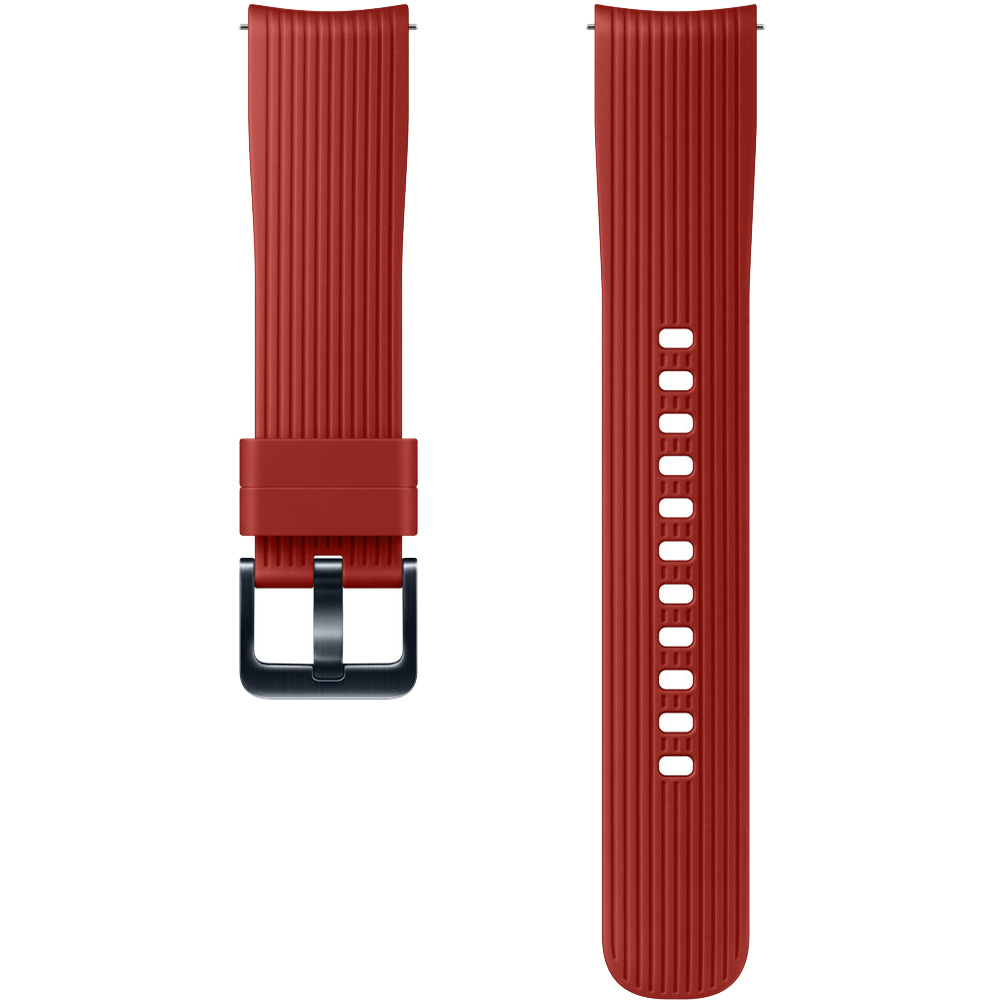 Bratara Silicon Pentru Galaxy Watch (42MM)  Rosu