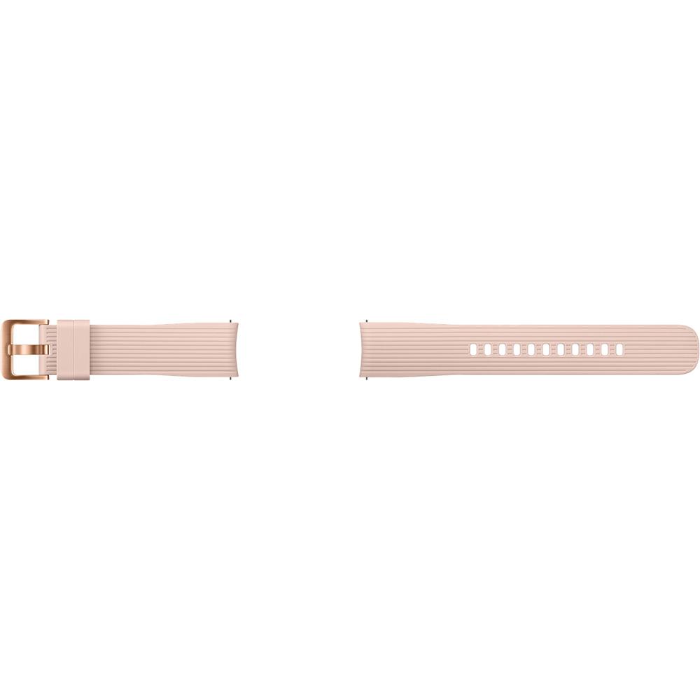Bratara Silicon Pentru Galaxy Watch (42MM)  Roz