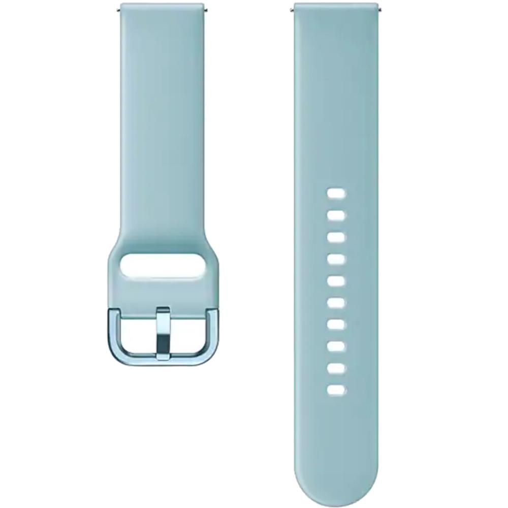 Bratara Sport Silicon Pentru Galaxy Watch Active Albastru