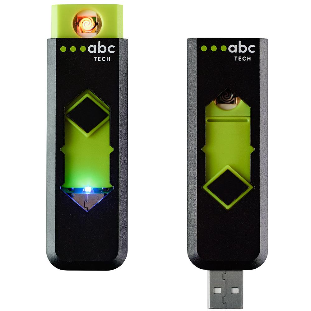 Bricheta Electronica USB Negru