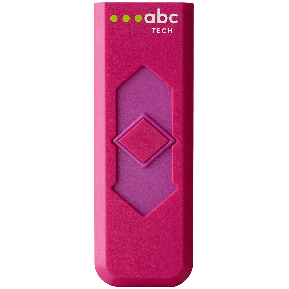 Bricheta Electronica USB Roz