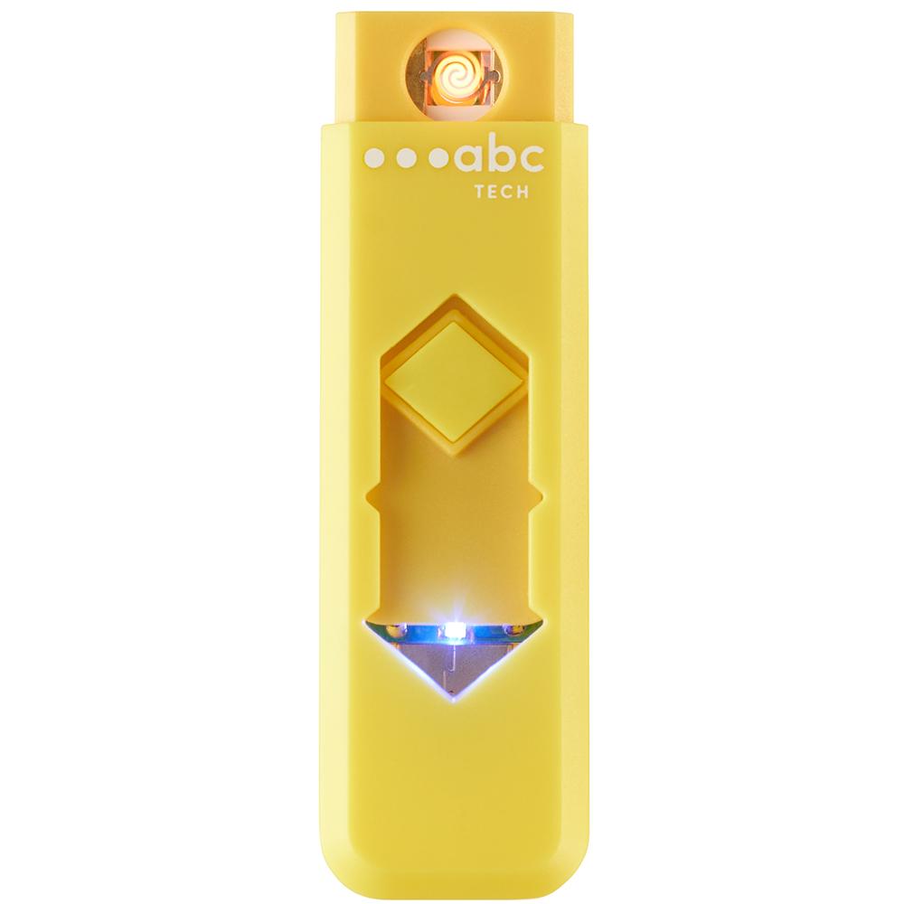 Bricheta Electronica USB Galben