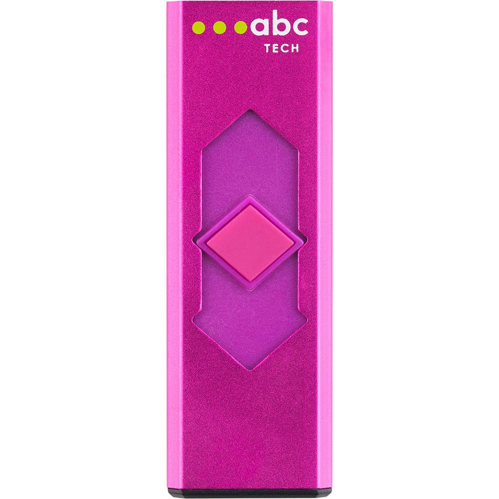 Bricheta Metalica Electronica USB Roz