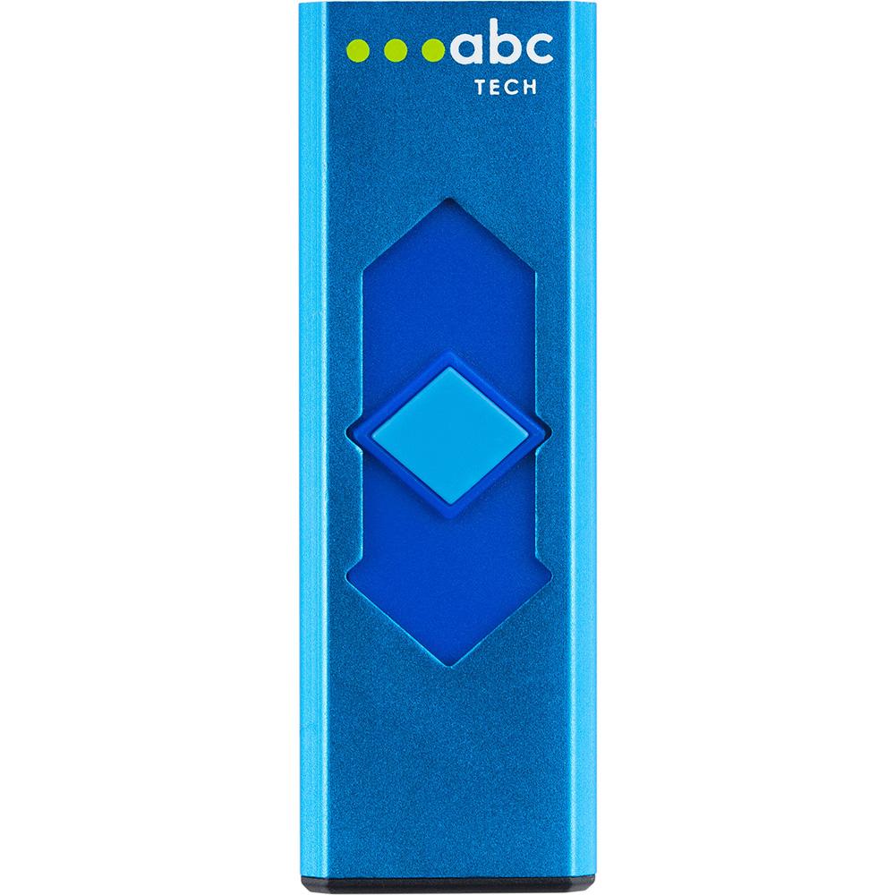 Bricheta Metalica Electronica USB Albastru