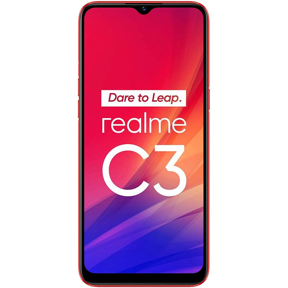 C3 Dual Sim Fizic 64GB LTE 4G Rosu 3GB RAM