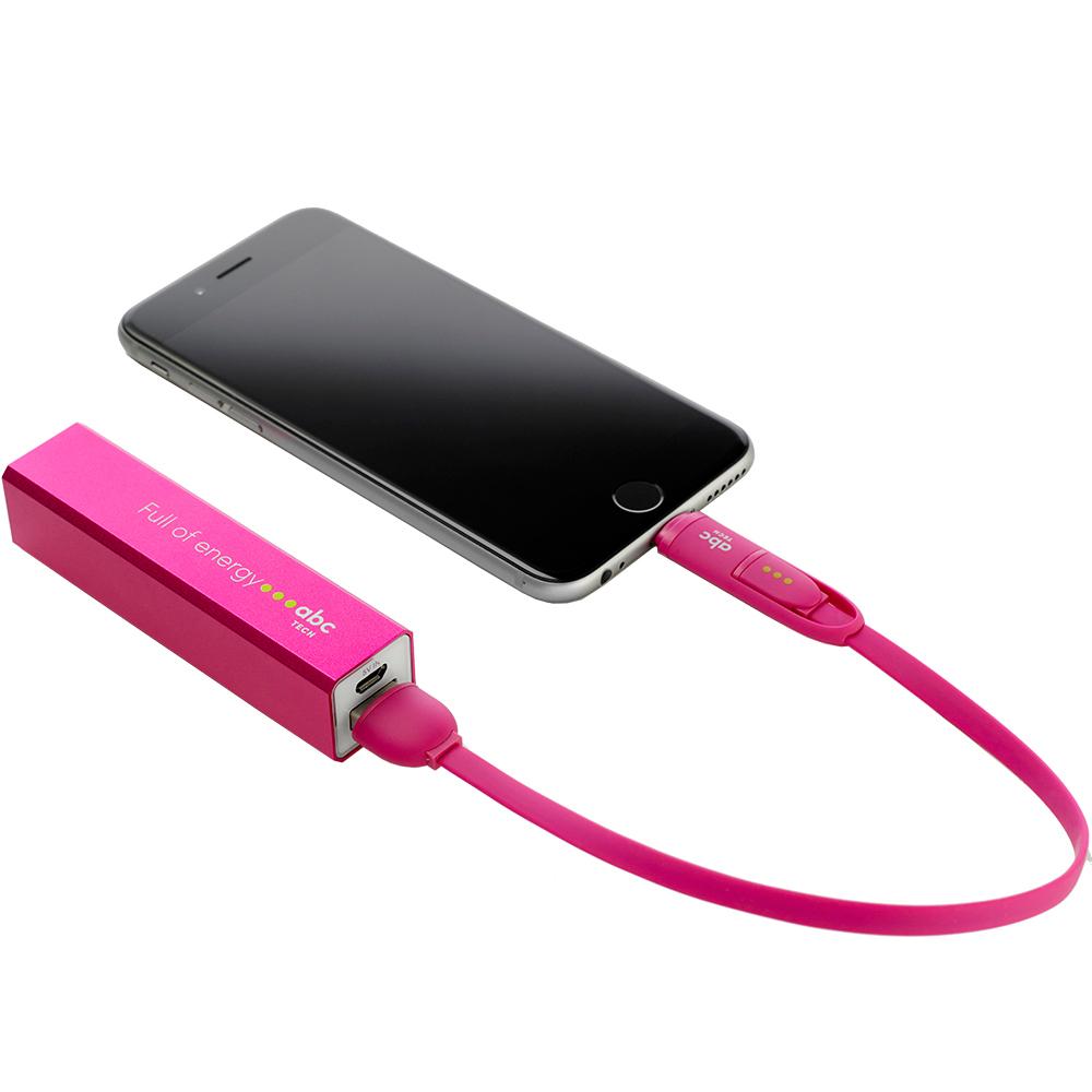 Cablu Date 30cm Micro + Lightning