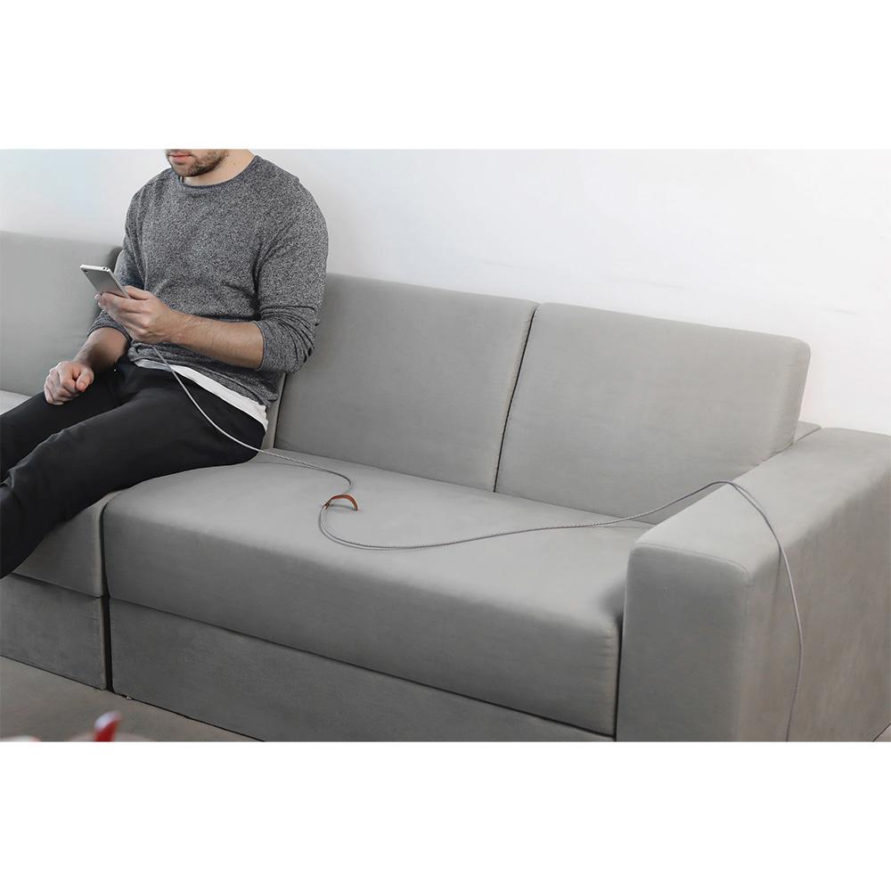 Cablu incarcare si date 3Metri USB catre Lightning IOS