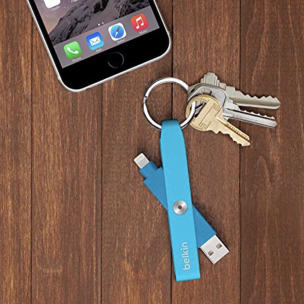 Cablu Date MFI Mixit Tip Breloc Lightning-USB