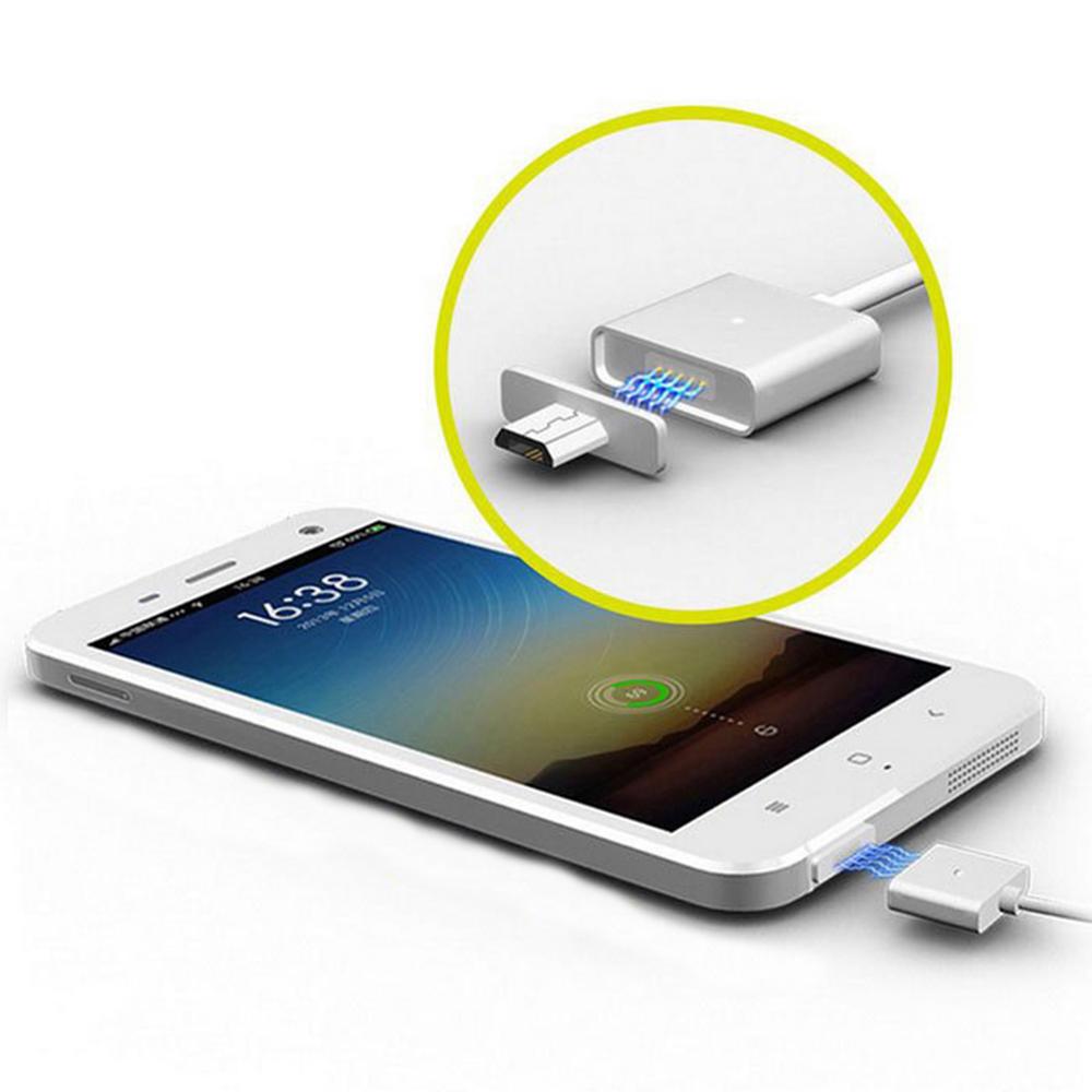 Cablu Incarcare Magnetic Cu Conector Micro USB