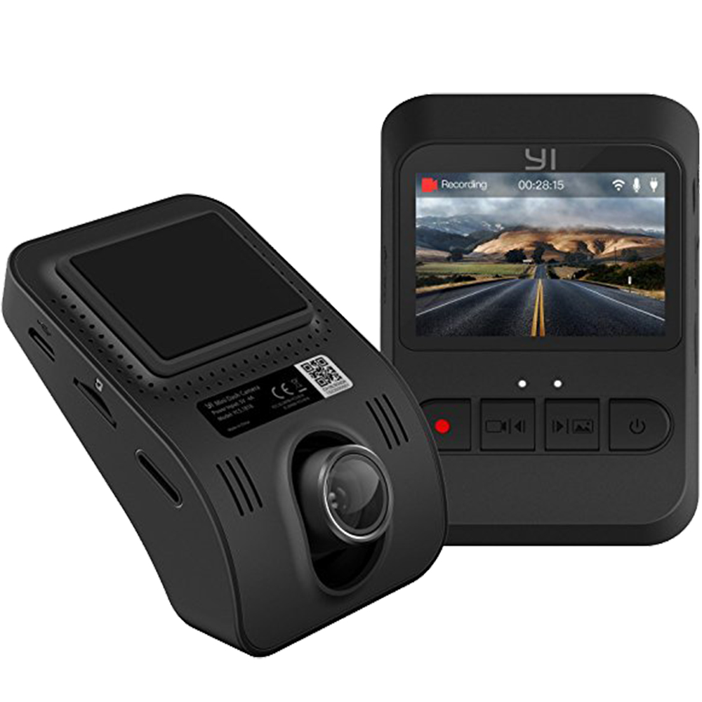 Camera De Masina Yi Mini  Dash  Negru
