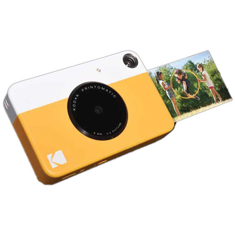 Camera Foto Instant Printomatic 2x3 Galben