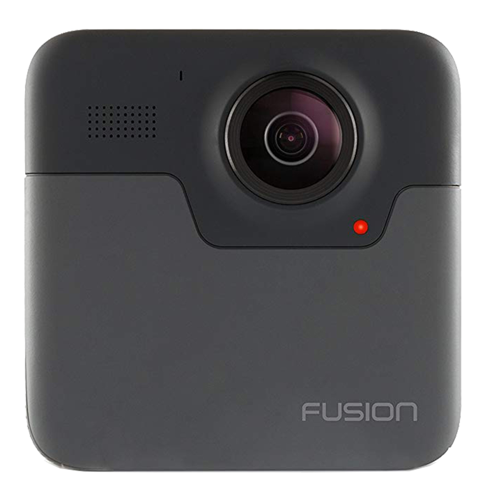 Camera Sport &  Outdoor Fusion  Negru