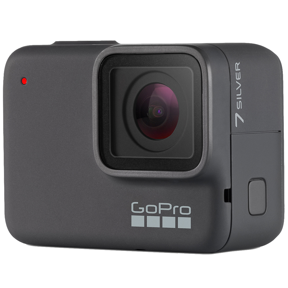 Camera Sport & Outdoor Hero 7 Argintiu