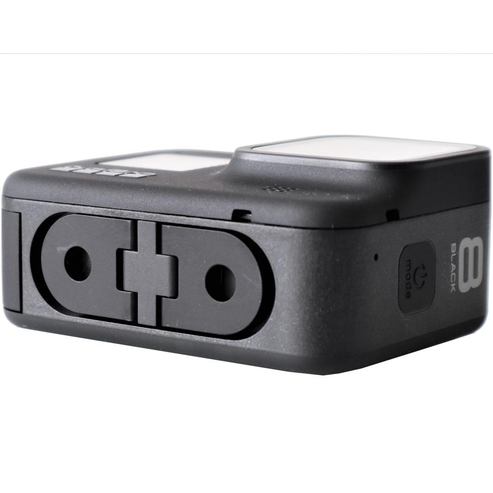 Camera Sport&Outdoor Hero 8, Display Tactil, HyperSmooth 2.0, TimeWarp 2.0, Video 4K, Control Vocal, Negru - Online package (cutie maro speciala pentru online)