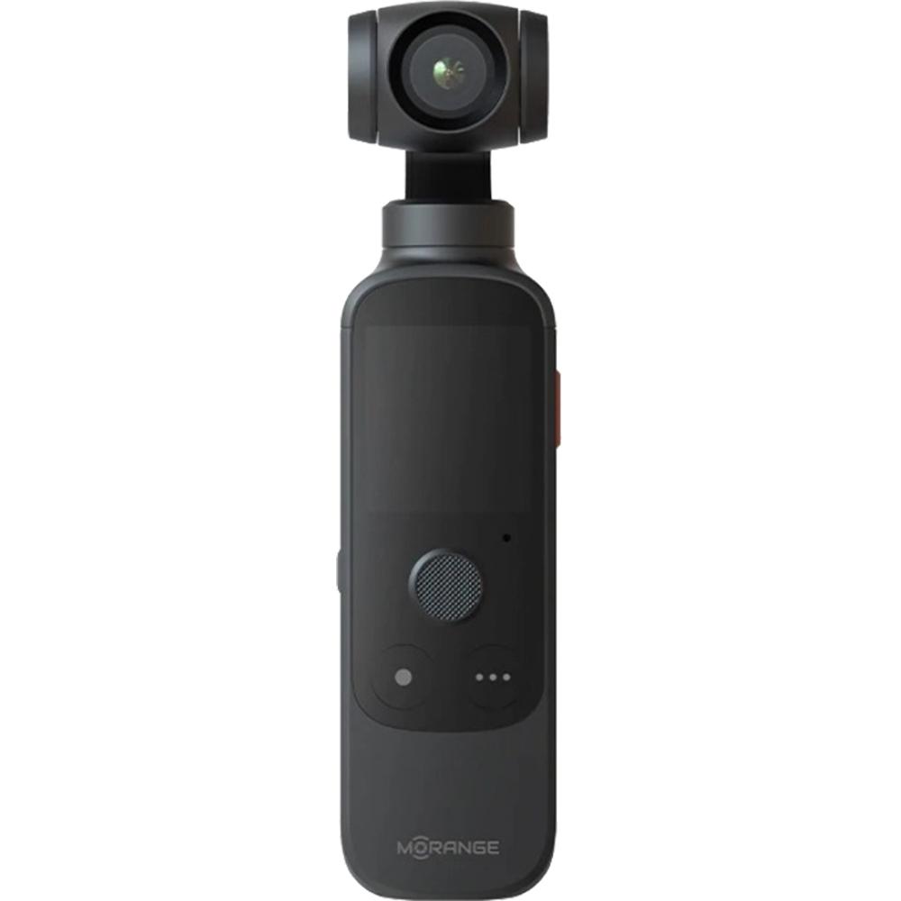 Camera Video De Buzunar Pentru Vlogging Morange M1 Pro Gimbal, 4K 60fps, 12MP, Ecran AMOLED 1.4