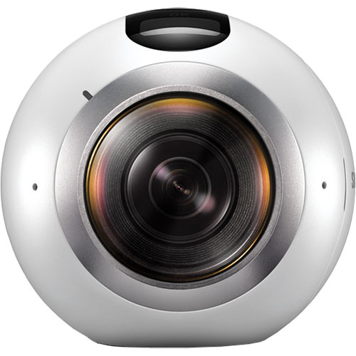 Camera Video Si Foto Gear VR 360 Splashproof Alb