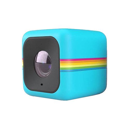 Camera Video Sport Cube HD Albastru