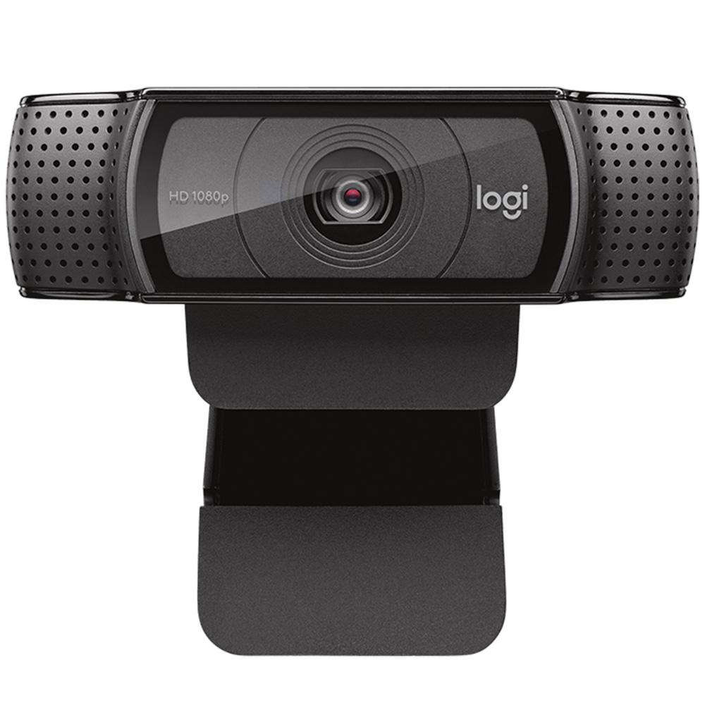 Camera Web Pro HD C920, Cu Microfon, Full HD 1080p, Pentru Desktop/Laptop