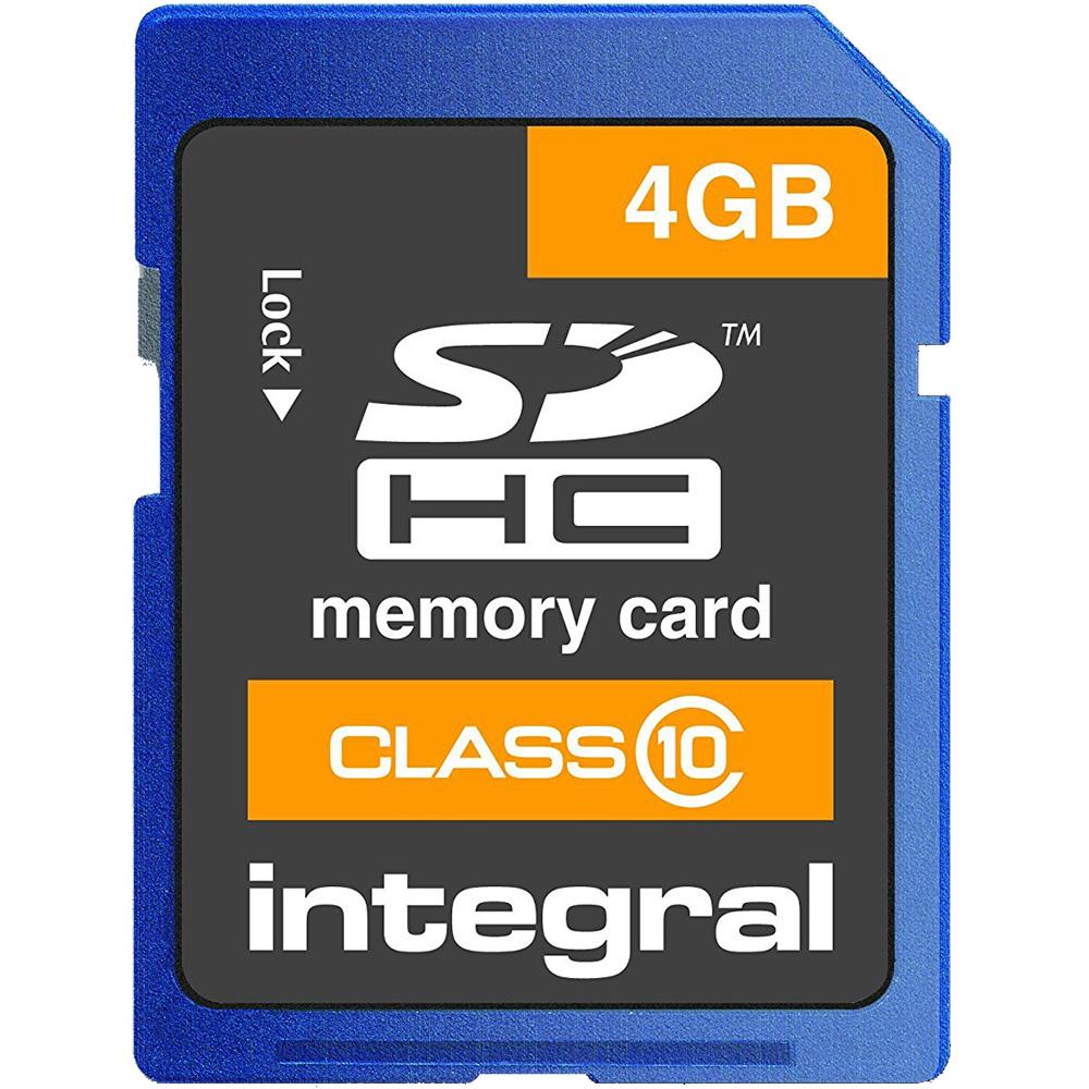 Card Memorie Class 10 4GB