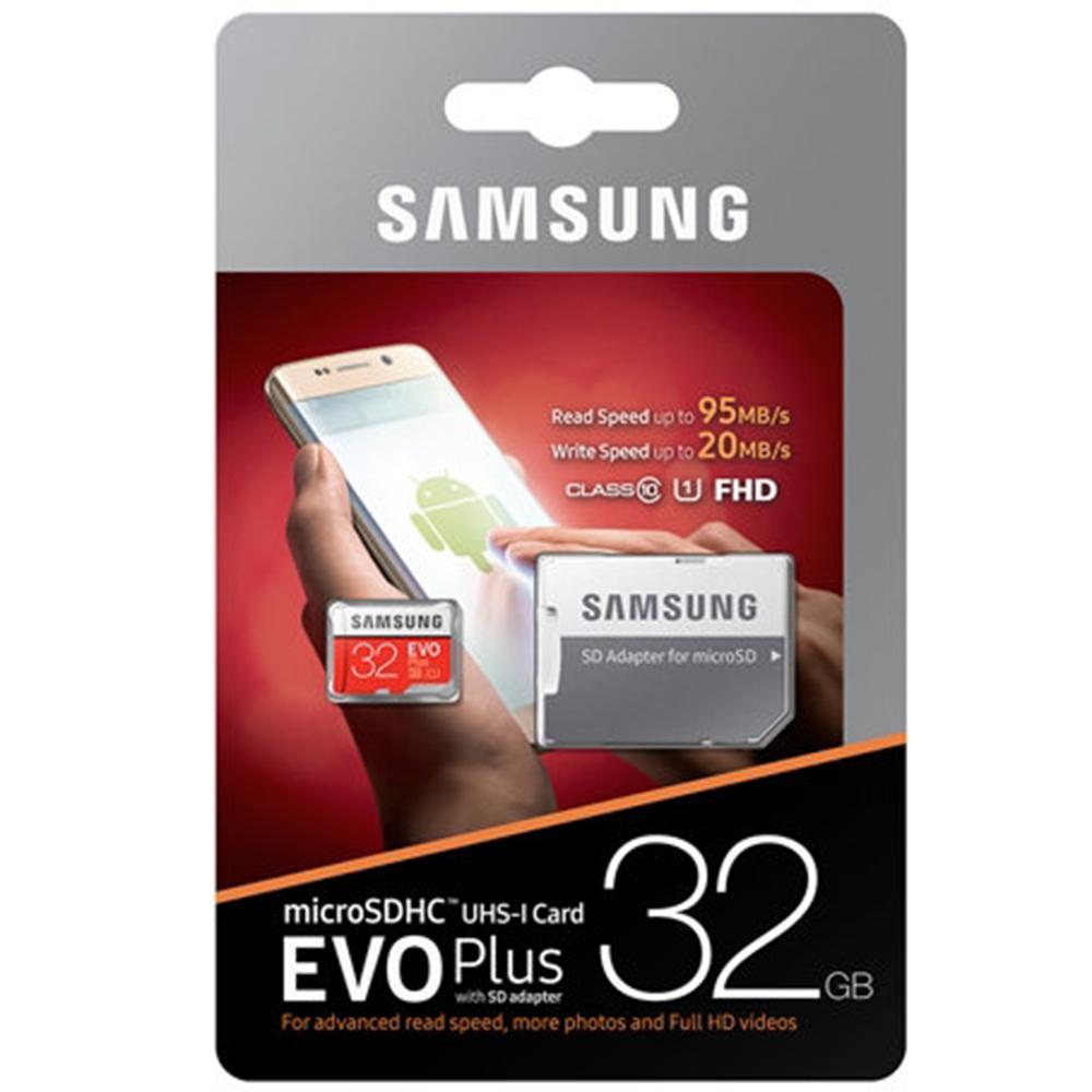Card Memorie Cu Cititor Card 32 GB Evo Plus
