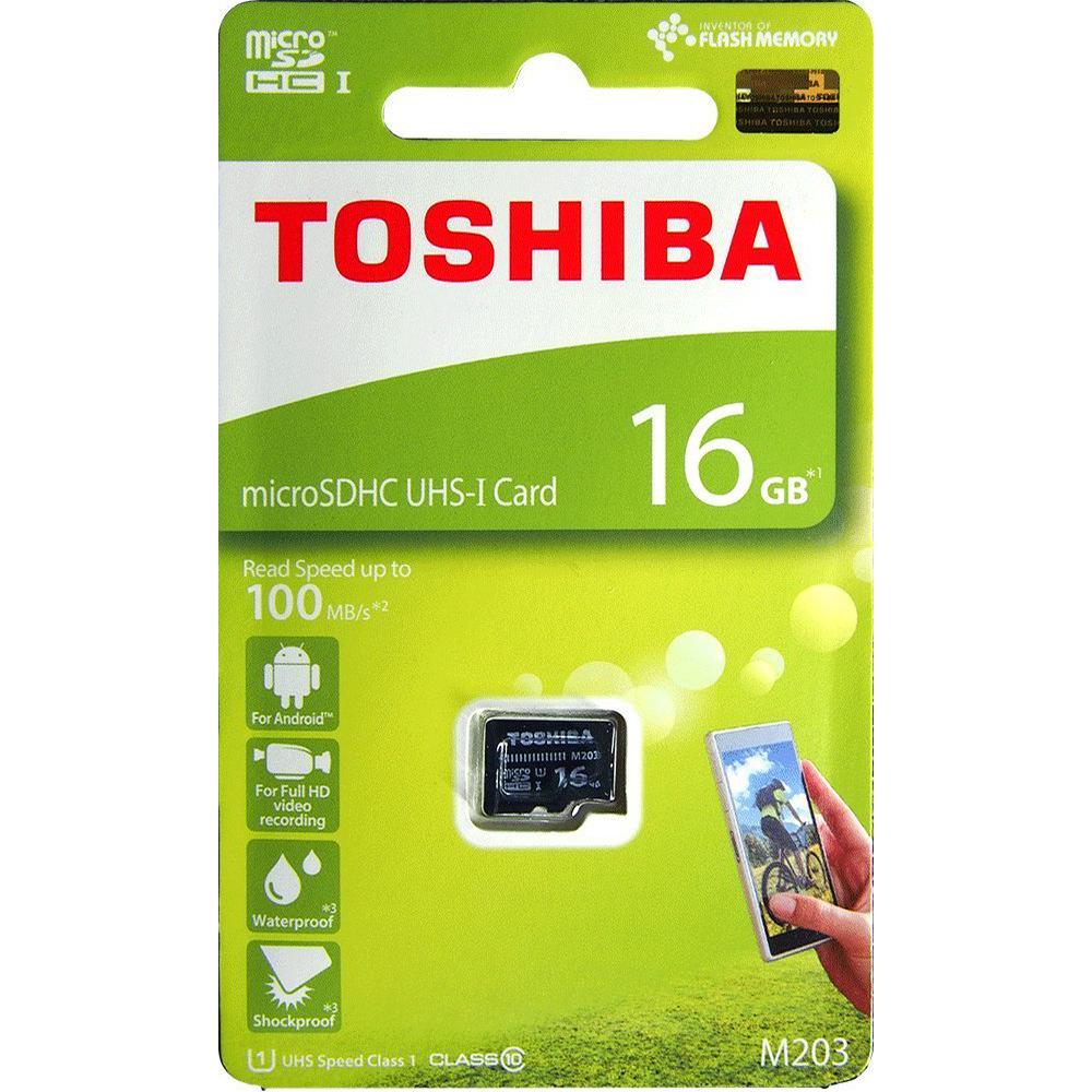 Card Memorie MicroSD UHS-I 100MB 16GB