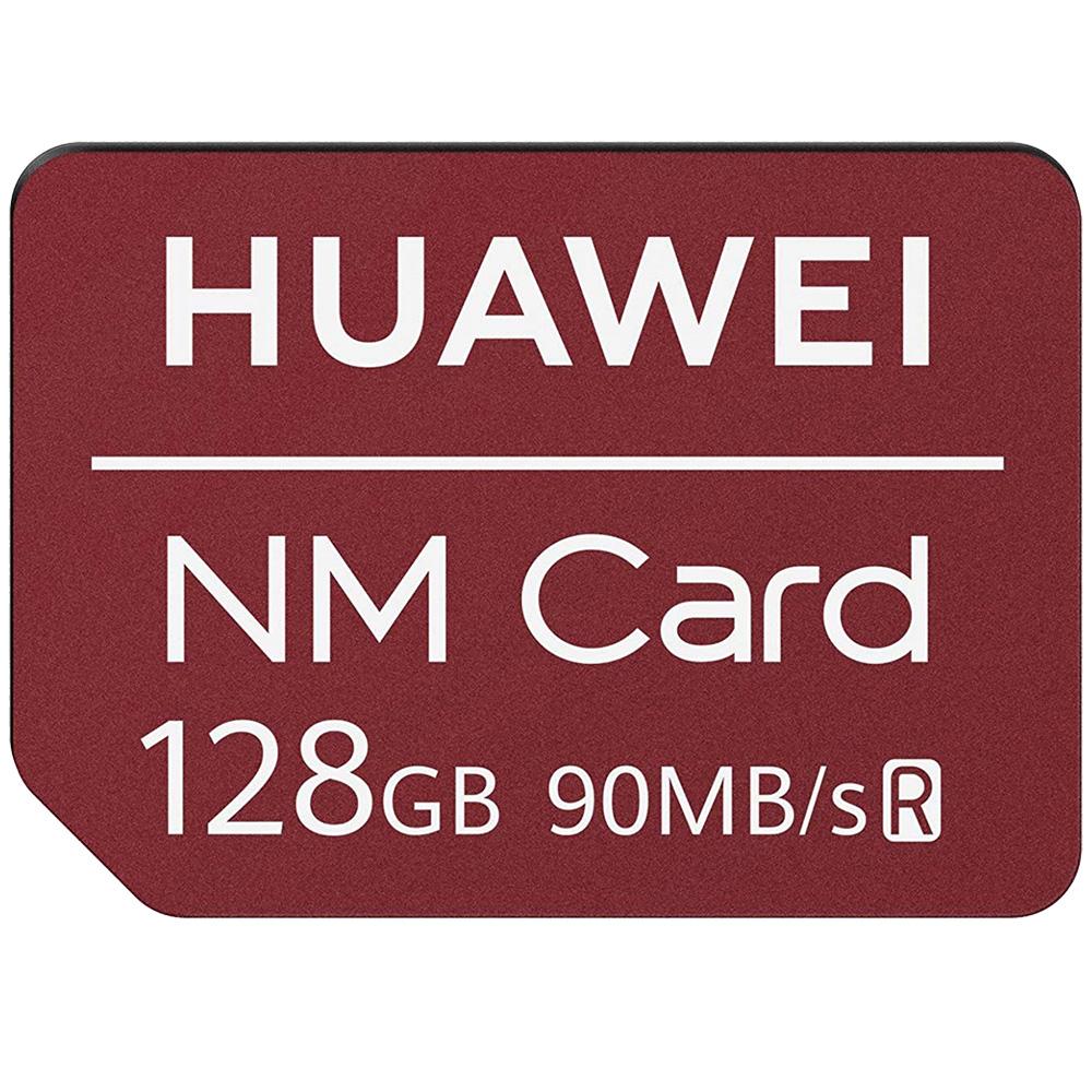 Card Memorie  Nano 128GB 90Mbs  Rosu