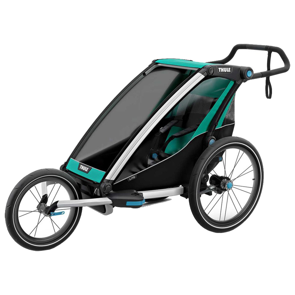 Carucior Chariot Lite 1 Albastru