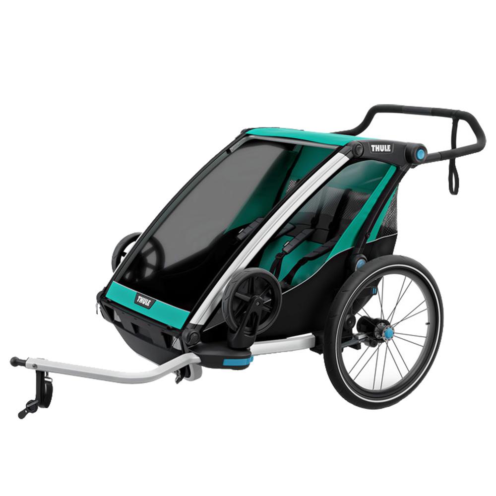 Carucior Chariot Lite 2 Albastru