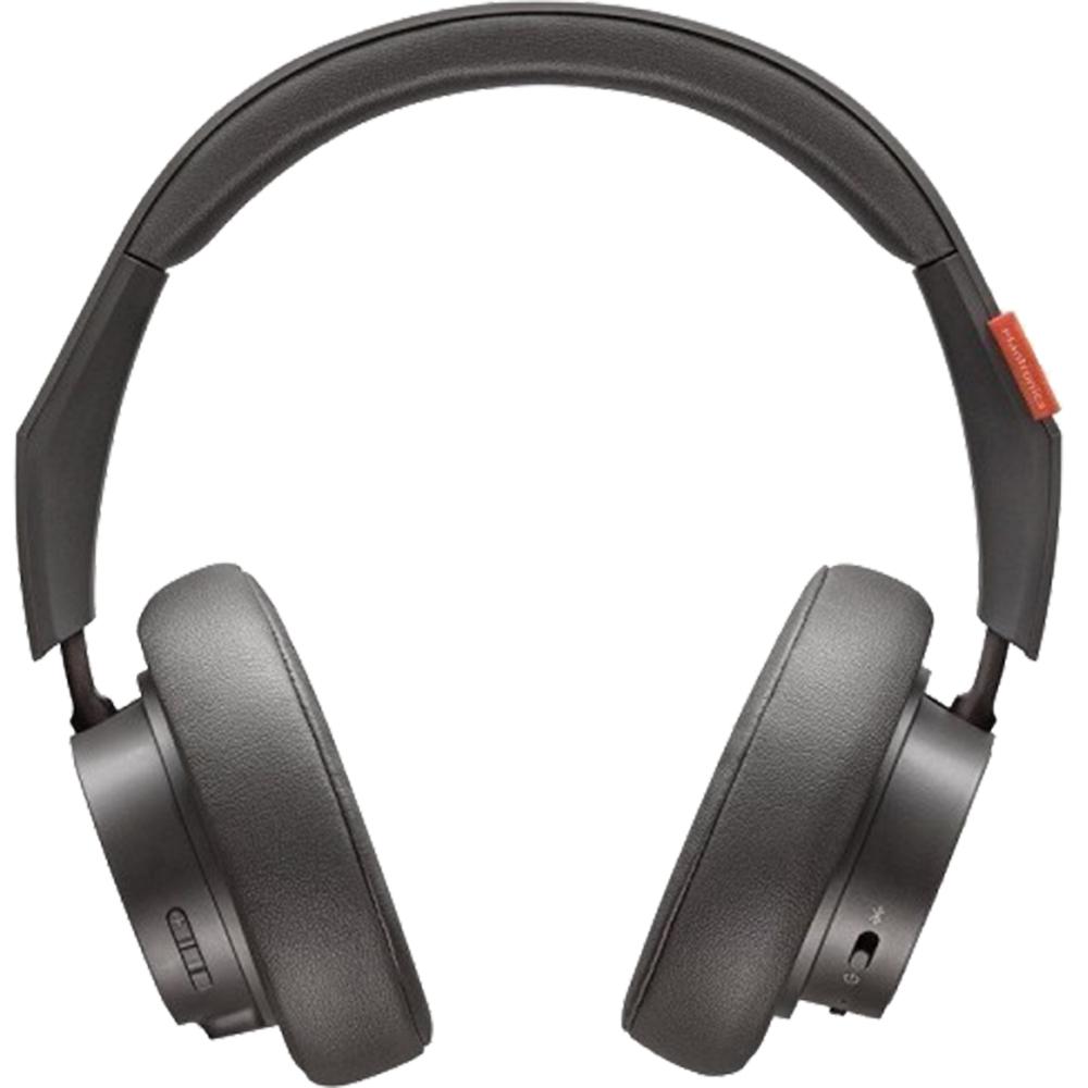 Casti WIreless Bluetooth Backbeat GO 600 Over Ear, Passive Noise Cancellation, Microfon, Buton Control, Gri