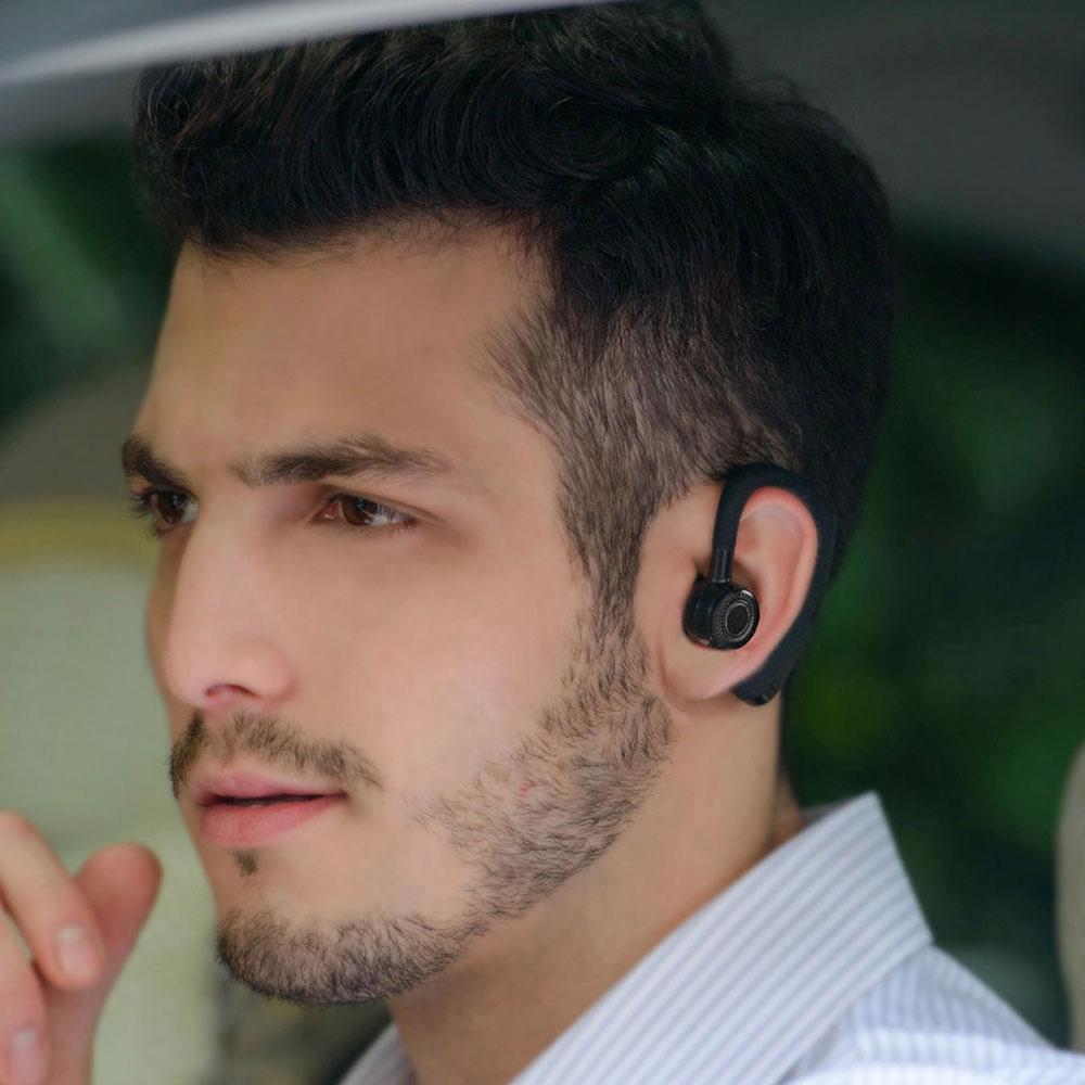 Casca Bluetooth   V9 Negru