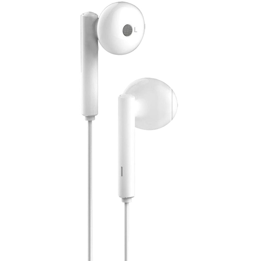 Casti Audio AM 115, In Ear, mufa Jack 3.5 mm, Alb