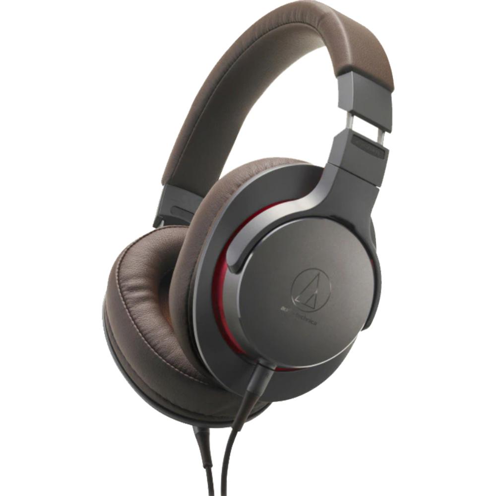 Casti Audio ATH-MSR7B Over-Ear High-Resolution Headphones Gun Metal Gri